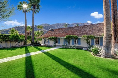 831 Mission Road, Palm Springs, CA 92262 - #: 219037022PS