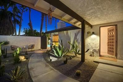 2943 Cerritos Road, Palm Springs, CA 92262 - #: 219037086PS