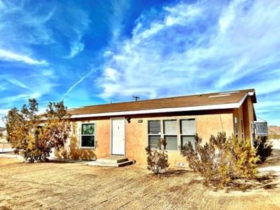 63448 Walpi Drive, Joshua Tree, CA 92252 - MLS#: 219037127PS