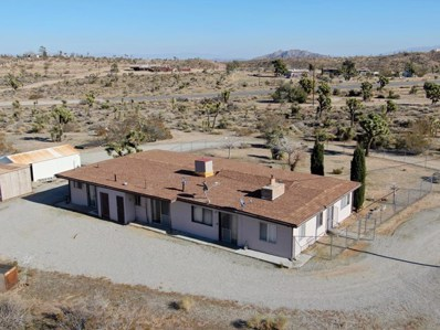 56676 Sunset Drive, Yucca Valley, CA 92284 - MLS#: 219037219PS