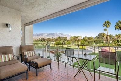 910 Island Drive UNIT 208, Rancho Mirage, CA 92270 - MLS#: 219037280DA