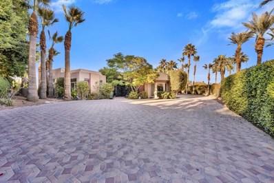 1 Evening Star Drive, Rancho Mirage, CA 92270 - #: 219037329DA