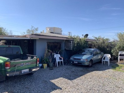 66031 6th Street, Desert Hot Springs, CA 92240 - MLS#: 219037394PS