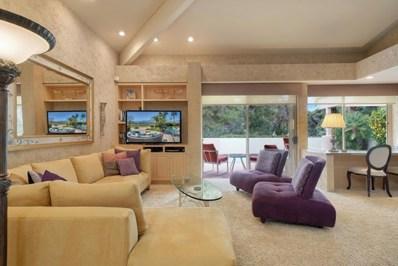 9 Kavenish Drive, Rancho Mirage, CA 92270 - MLS#: 219037553DA