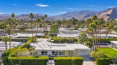 1155 Paseo El Mirador, Palm Springs, CA 92262 - #: 219037775PS