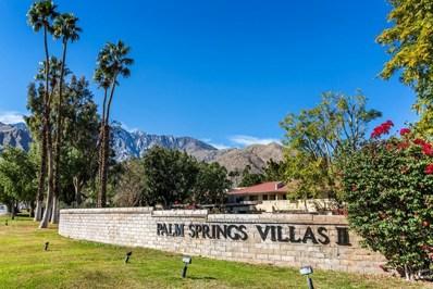 701 Los Felices Circle W UNIT #211, Palm Springs, CA 92262 - MLS#: 219037964DA
