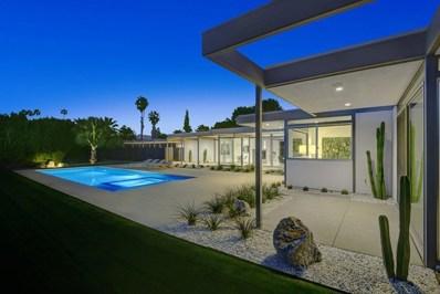 1155 Granvia Valmonte, Palm Springs, CA 92262 - MLS#: 219038239PS