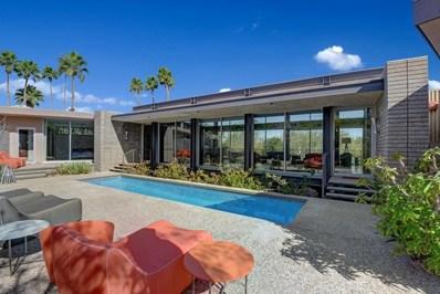 1868 N Vista Drive, Palm Springs, CA 92262 - #: 219038268PS