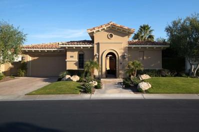76272 Via Volterra, Indian Wells, CA 92210 - MLS#: 219038342DA