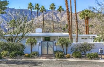 2719 Bonita Circle, Palm Springs, CA 92264 - #: 219038851PS
