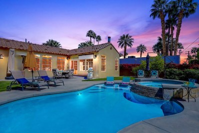 175 Mesquite Avenue, Palm Springs, CA 92264 - MLS#: 219039084DA
