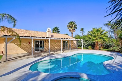 2890 Chuperosa Road, Palm Springs, CA 92262 - MLS#: 219039085DA
