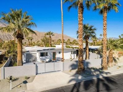 587 Calle Marcus, Palm Springs, CA 92262 - MLS#: 219039100DA