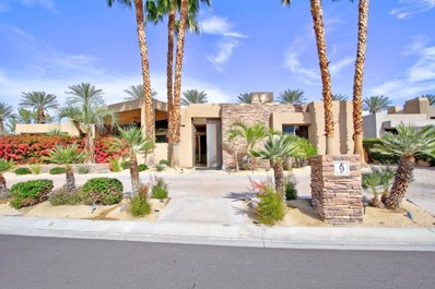 9 Sun Ridge Circle, Rancho Mirage, CA 92270 - MLS#: 219039270DA