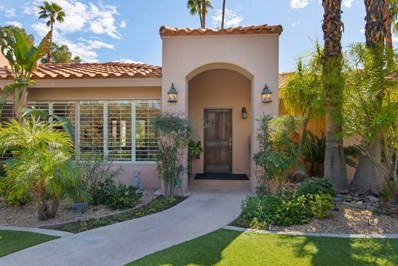 355 Mountain View Place, Palm Springs, CA 92262 - MLS#: 219039474DA
