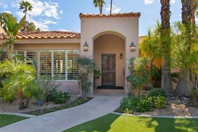 355 Mountain View Place, Palm Springs, CA 92262 - #: 219039474DA