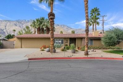 1493 Vaquero Road, Palm Springs, CA 92262 - #: 219039886DA