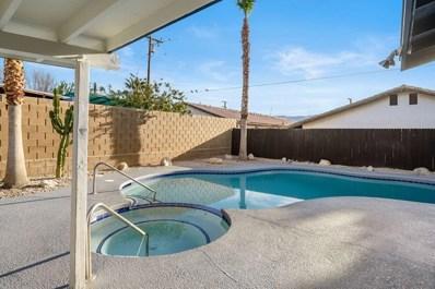 13524 La Mesa Drive, Desert Hot Springs, CA 92240 - MLS#: 219040462DA