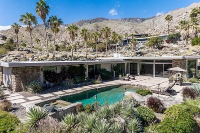 2481 Cahuilla Hills Drive, Palm Springs, CA 92264 - #: 219041049PS