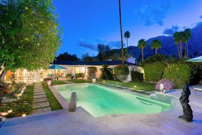 416 Hermosa Place, Palm Springs, CA 92262 - #: 219041413PS