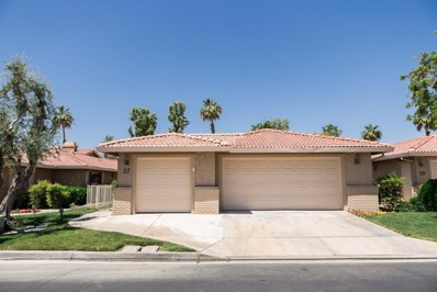27 Camino Arroyo Place, Palm Desert, CA 92260 - MLS#: 219042242DA