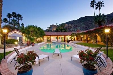 610 Via Monte Vista, Palm Springs, CA 92262 - #: 219042319PS