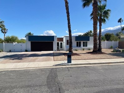 1433 E Caleta Way, Palm Springs, CA 92262 - MLS#: 219042896DA