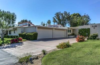 72755 Cactus Court UNIT B, Palm Desert, CA 92260 - MLS#: 219043104DA