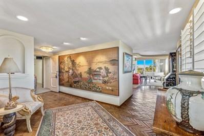 900 Island Drive UNIT 701, Rancho Mirage, CA 92270 - MLS#: 219043560DA