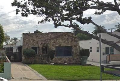 438 90th Street, Los Angeles, CA 90003 - MLS#: 219043640DA