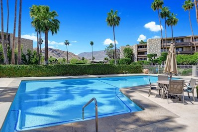 1660 La Reina Way UNIT 1a, Palm Springs, CA 92264 - MLS#: 219044188PS