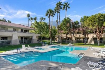 2801 N Los Felices Circle UNIT D 105, Palm Springs, CA 92262 - MLS#: 219046973PS