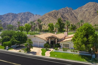 76895 Iroquois Drive, Indian Wells, CA 92210 - MLS#: 219047061DA