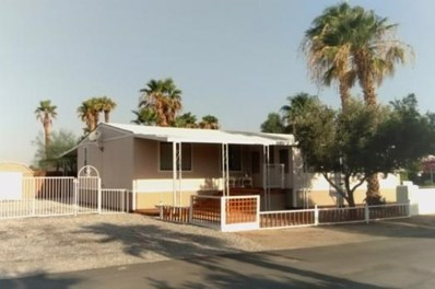 336 Sea View Drive UNIT 250, Thermal, CA 92274 - MLS#: 219047089DA