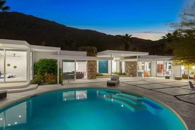 445 S Monte Vista Drive, Palm Springs, CA 92262 - MLS#: 219047634PS