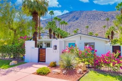 367 S Cahuilla Road, Palm Springs, CA 92262 - MLS#: 219048720PS