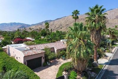 261 E Palo Verde Avenue, Palm Springs, CA 92264 - MLS#: 219049027DA