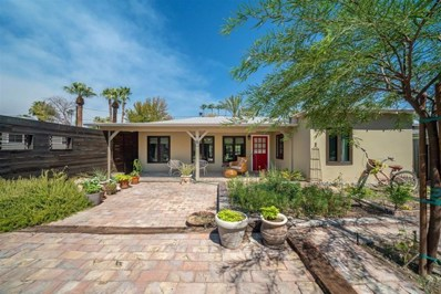 750 N Paseo De Anza, Palm Springs, CA 92262 - MLS#: 219049094DA