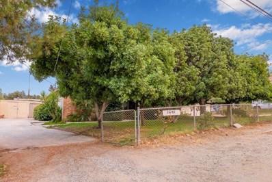 26240 Ritter Avenue, Homeland, CA 92548 - MLS#: 219049494DA