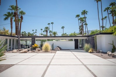 1177 E Mesquite Avenue, Palm Springs, CA 92264 - MLS#: 219049598DA