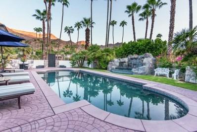 3330 Andreas Hills Drive, Palm Springs, CA 92264 - MLS#: 219051063DA