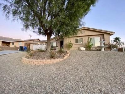 9784 Valparaiso Drive, Desert Hot Springs, CA 92240 - MLS#: 219052452PS