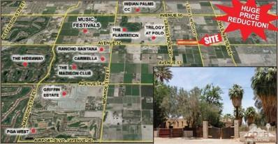 83220 83230 & 83284 Avenue 52, Coachella, CA 92236 - MLS#: 219052478DA