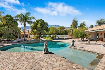 2875 E Baristo Road, Palm Springs, CA 92262 - MLS#: 219053069DA