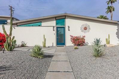 402 E Desert Willow Circle, Palm Springs, CA 92262 - MLS#: 219054485PS
