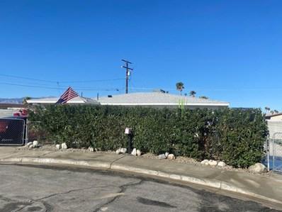 500 W Palm Vista Drive, Palm Springs, CA 92262 - MLS#: 219055534DA