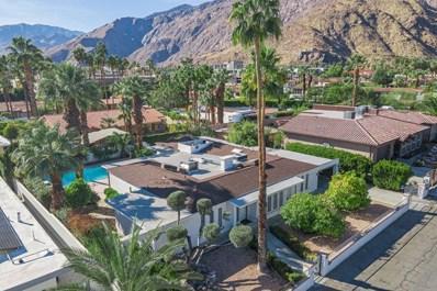 355 E Valmonte Sur, Palm Springs, CA 92262 - MLS#: 219055817DA