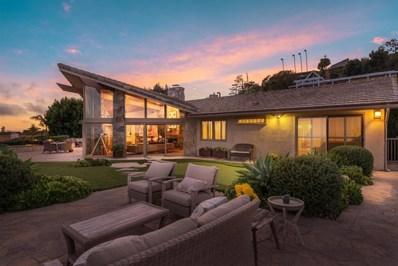 5 Diamonte Lane, Rancho Palos Verdes, CA 90275 - MLS#: 219058094DA