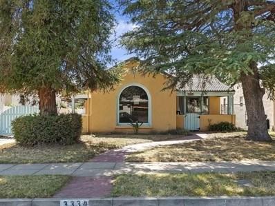 3334 Genevieve Street, San Bernardino, CA 92405 - MLS#: 219061837DA