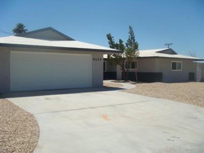 9630 San Simeon Drive, Desert Hot Springs, CA 92240 - MLS#: 219063221PS